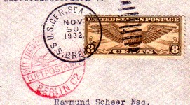 US German Seapost