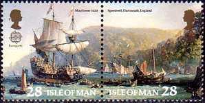 schiff der pilgerväter 1620