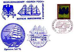 Gorch Fock cover