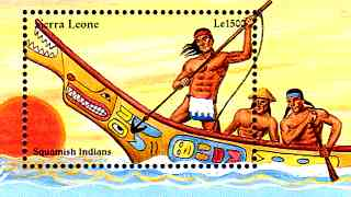 Indians whaling