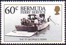 St. Georges ferry