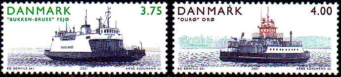 Danish ferries