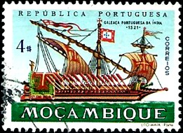 Mocambique Galley