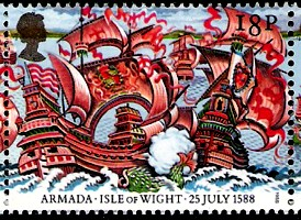 armada Isle of Wight