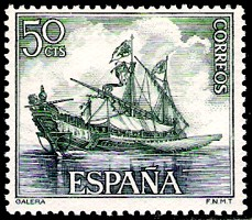 Spanish galley