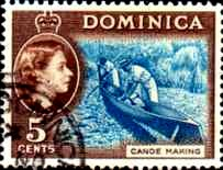 Dominica, dugout making